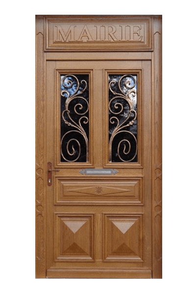Porte Authentique 35