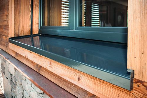 Fenêtre bois et alu