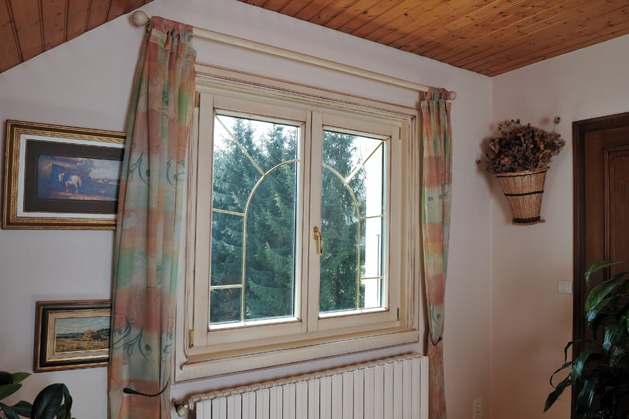 Réalisation fenêtre Frossard